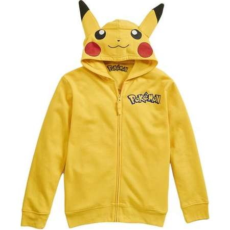 Pokemon Boys Costume Hoodie thumb