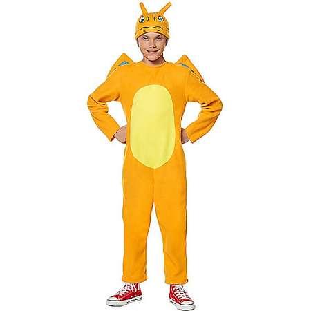 Kids Charizard One Piece Costume - Pokemon thumb