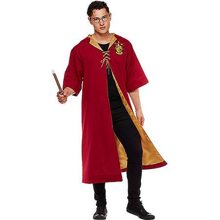 Red Gryffindor Quidditch Robe - Harry Potter thumb