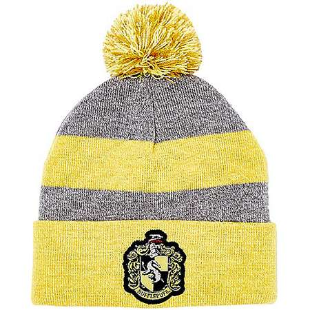 Hufflepuff Beanie - Harry Potter thumb