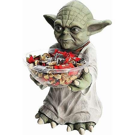 Yoda Candy Dish - Star Wars thumb