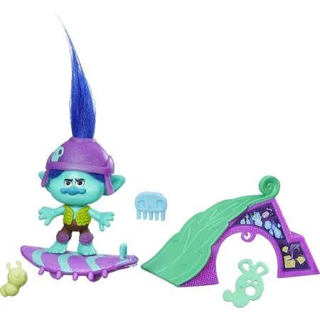 DreamWorks Trolls Branch's Skate 'n Skitter Story Pack thumb