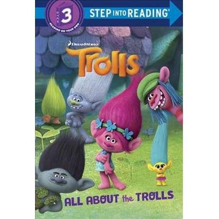 All About the Trolls (Library) (Kristen L. Depken) thumb