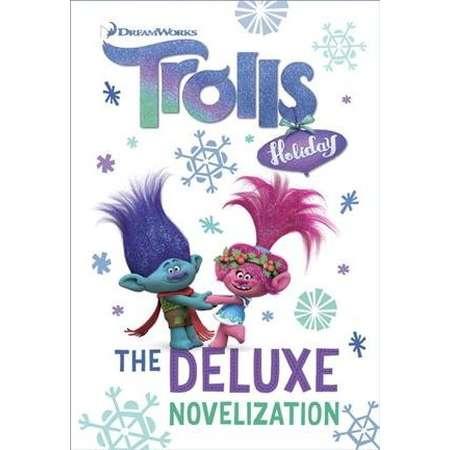 Trolls Holiday : The Deluxe Novelization (Hardcover) (David Lewman) thumb