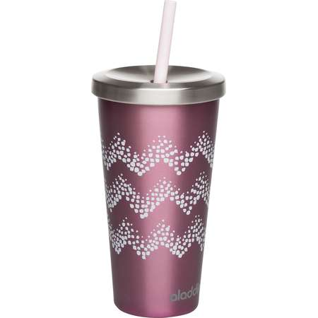 Aladdin® Insulated Tumbler 18oz Stainless Steel thumb