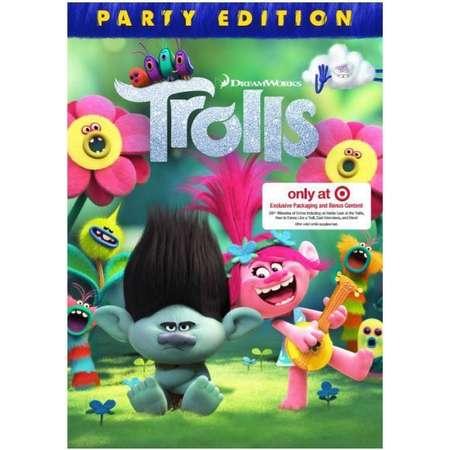 Trolls - Target Exclusive (Blu-ray + DVD + Digital) thumb
