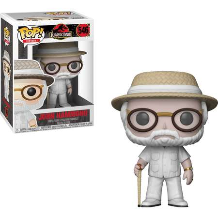 Funko POP! Movies: Jurassic Park 25th Anniversary - John Hammond - Minifigure thumb