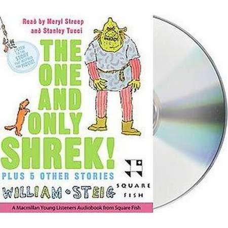 The One and Only Shrek! (Unabridged) (Compact Disc) thumb