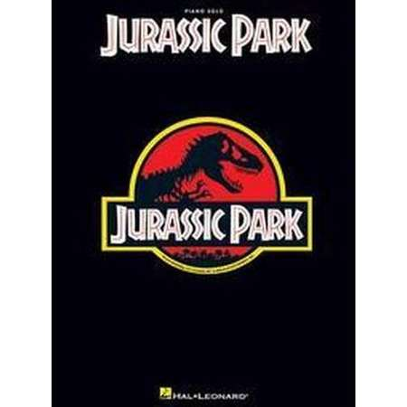 Jurassic Park Piano Solos (Paperback) (John Williams) thumb