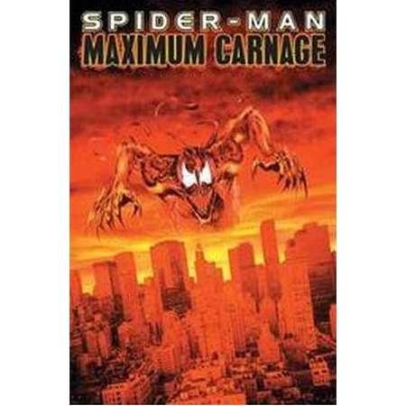 Spider-Man : Maximum Carnage (Paperback) thumb