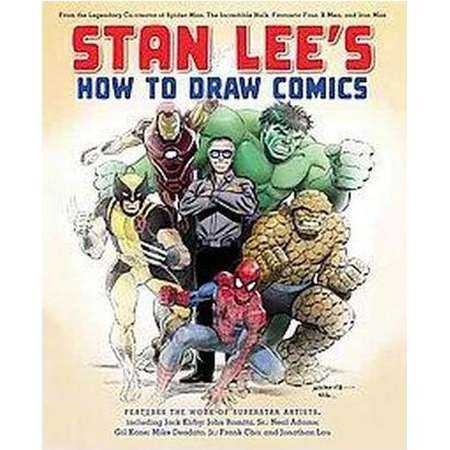 Stan Lee's How to Draw Comics : From the Legendary Co-Creator of Spider-Man, The Incredible Hulk, thumb