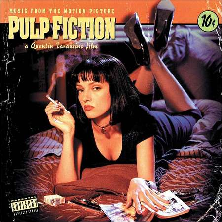 Various - Pulp Fiction (Ost) [Explicit Lyrics] (Vinyl) thumb