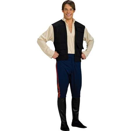 Star Wars Men's' Han Solo Costume X-Large thumb