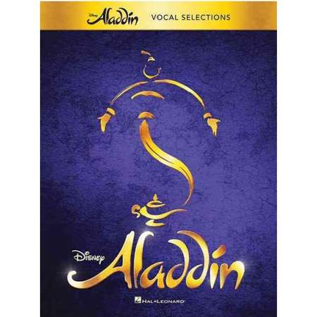 Aladdin : Broadway Musical: Vocal Selections (Paperback) thumb