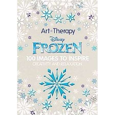 Disney Frozen Adult Coloring Book 100 Images To Inspire Creativity And Relaxation Thumb