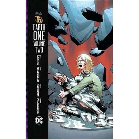 Teen Titans Earth One 2 (Paperback) (Jeff Lemire) thumb