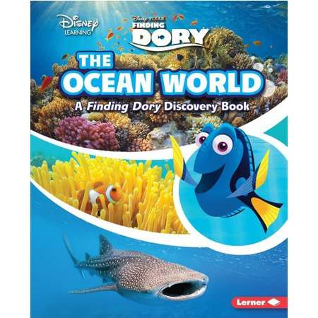 Ocean World : A Finding Dory Discovery Book -  by Paul Dichter (Paperback) thumb