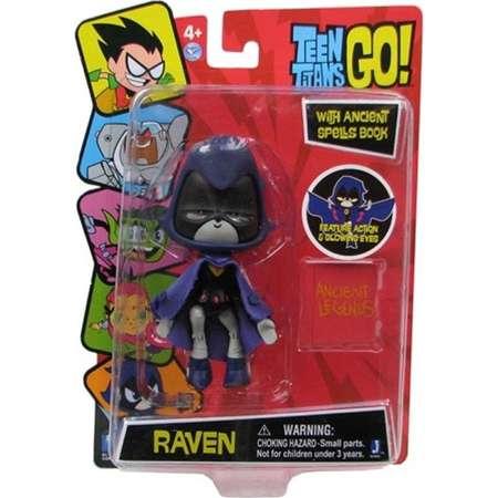 "Teen Titans Go! Raven 5"" Action Figure thumb"