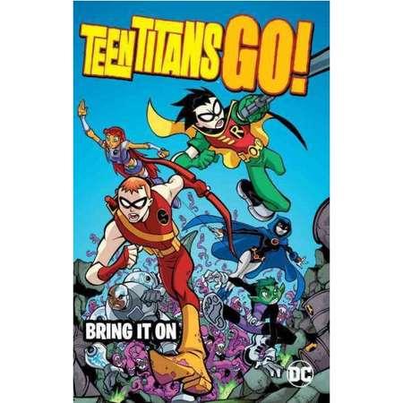 Teen Titans Go! 1 : Bring It on (Paperback) (J. Torres) thumb