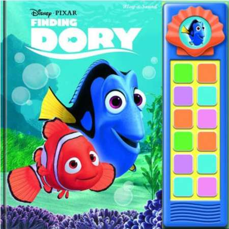 Mini Deluxe Custom Frame - Finding Dory (Board Book) thumb