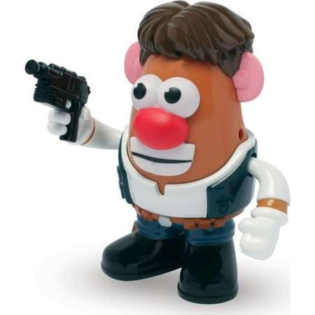 Star Wars Mr. Potato Head PopTater: Han Solo thumb