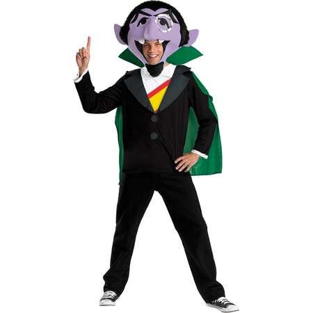Sesame Street Men's The Count Costume X-Large thumb