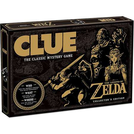 The Legend of Zelda Clue thumb