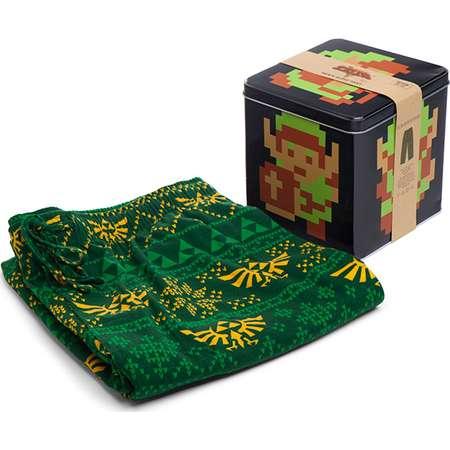 Zelda 8-bit Lounge Pants with Collectors' Tin thumb
