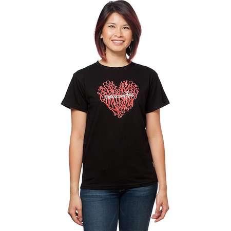 Edward Scissorhands Scissor Heart Ladies' T-Shirt thumb