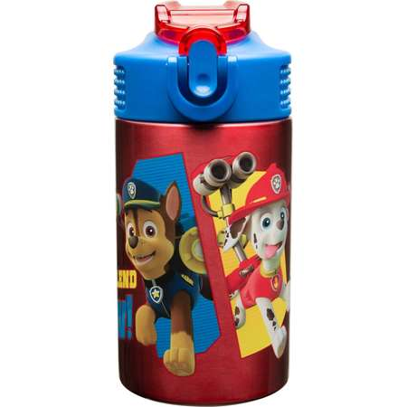 Paw Patrol Stainless Steel Reusable Water Bottle thumb