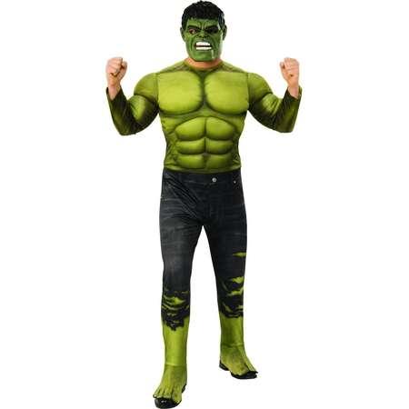 Marvel - Avengers: Infinity War - Deluxe Incredible Hulk - Costume for Men thumb