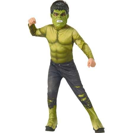 Marvel - Avengers: Infinity War - Incredible Hulk - Costume for Boys thumb