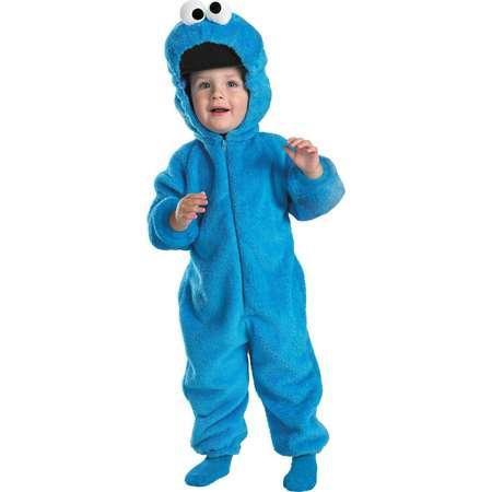 Sesame Street - Cookie Monster Infant / Toddler Costume thumb