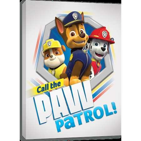 Call the Paw Patrol thumb