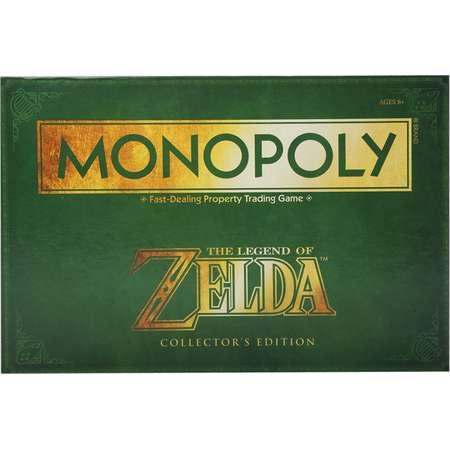 The Legend Of Zelda Monopoly Game thumb