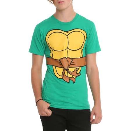 Teenage Mutant Ninja Turtles Shell Cosplay T-Shirt thumb