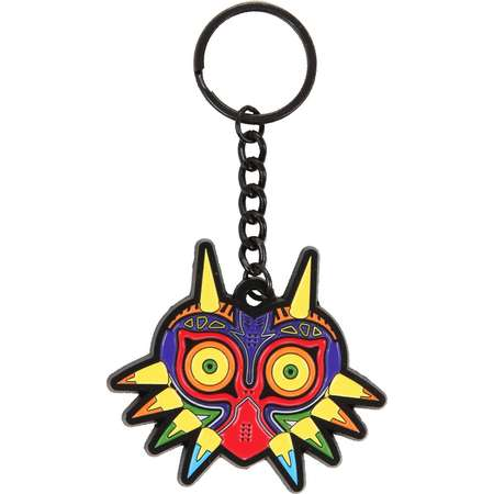 The Legend Of Zelda Majora's Mask Key Chain thumb