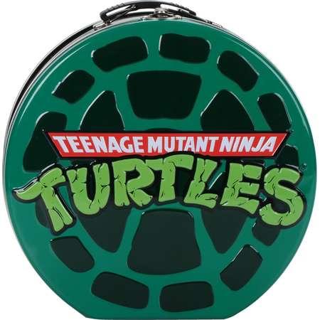 Teenage Mutant Ninja Turtles Shell Metal Lunchbox thumb