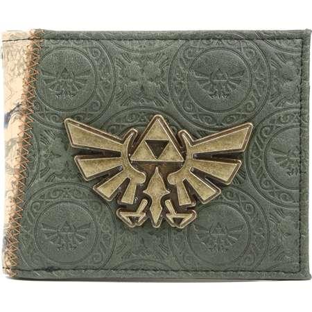 The Legend Of Zelda Embossed Bi-Fold Wallet thumb