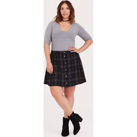 Harry Potter Hogwarts Uniform Mini Skirt thumb