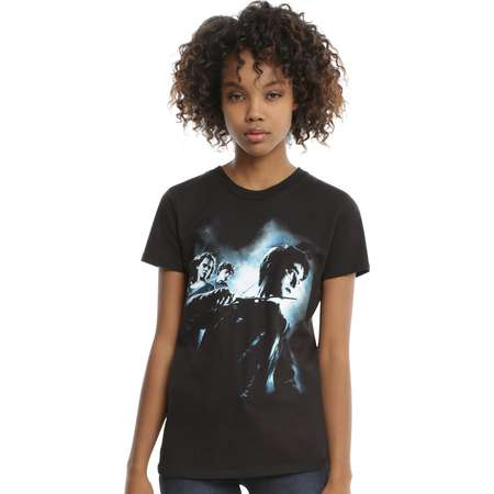 179befd9d16 Harry Potter Deathly Hallows Photo Girls T-Shirt thumb