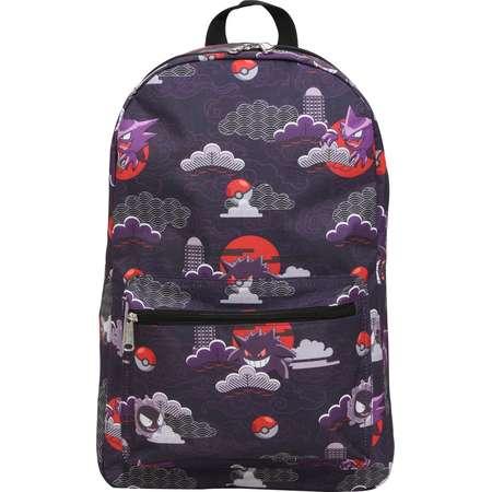 Loungefly Pokemon Ghost Type Backpack thumb