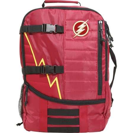 DC Comics The Flash Tactical Built Backpack thumb