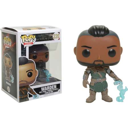 Funko The Elder Scrolls Online: Morrowind Pop! Games Warden Vinyl Figure thumb