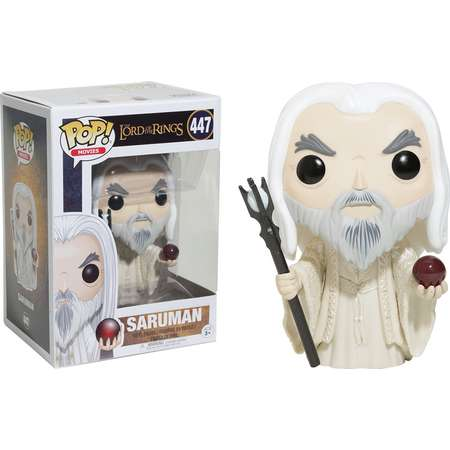 Funko The Lord Of The Rings Pop! Movies Saruman Vinyl Figure thumb