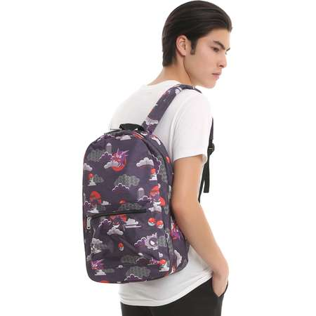 Pokemon Ghost Type Cloud Backpack thumb