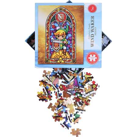 The Legend of Zelda: The Wind Waker #3 Collector's Puzzle thumb