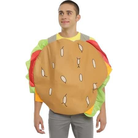 Bob's Burgers Gene Burger Suit Costume thumb