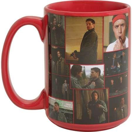 Supernatural Collage Mug thumb