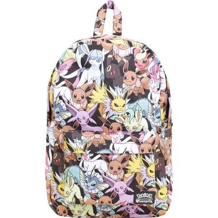 Loungefly Pokemon Eevee Evolutions Backpack thumb